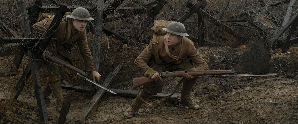 Scena tratta da 1917