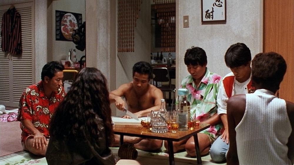 Scena tratta da 3-4 X Jugatsu