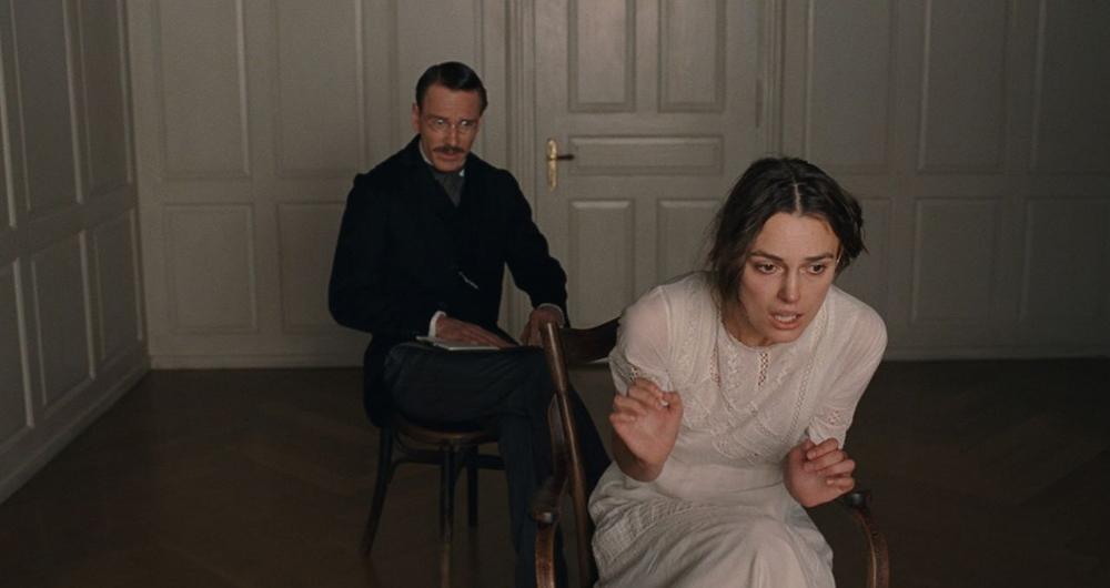 Scena tratta da A Dangerous Method