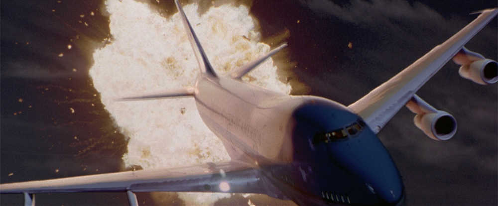 Scena tratta da Air Force One