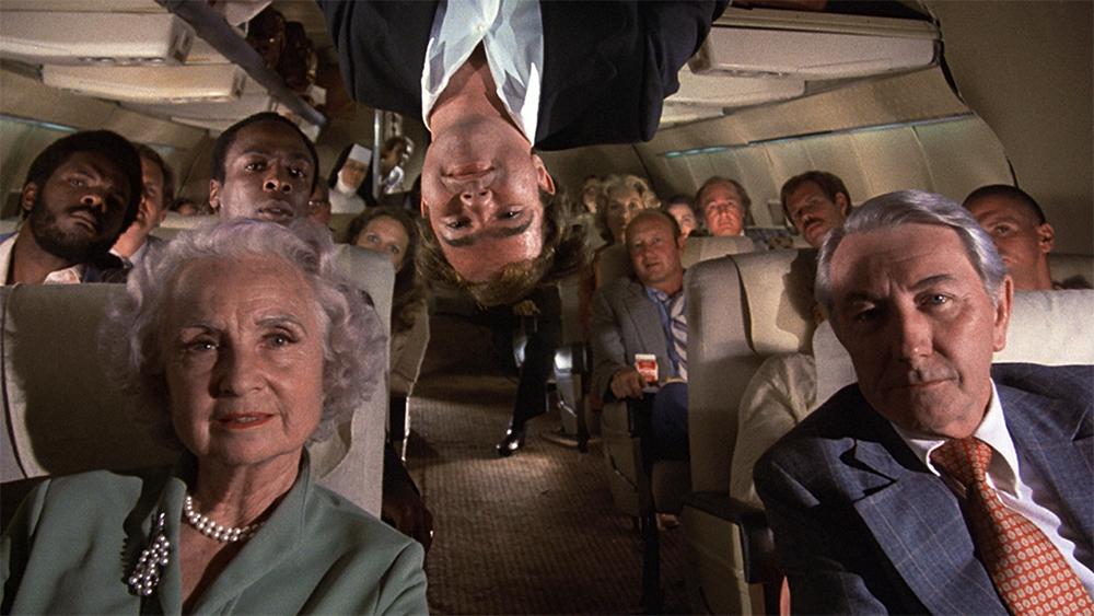 Scena tratta da Airplane!