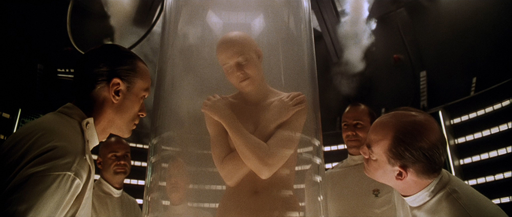 Scena tratta da Alien Resurrection