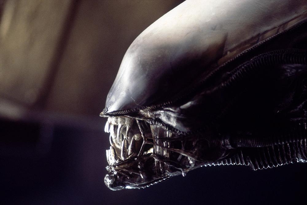 Scena tratta da Alien