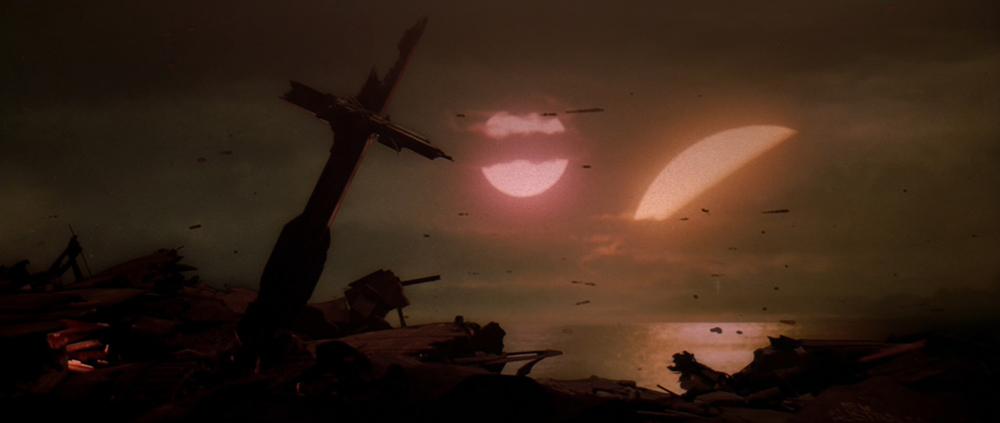 Scena tratta da Alien³