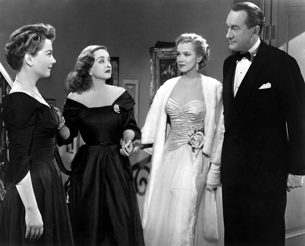 Scena tratta da All About Eve