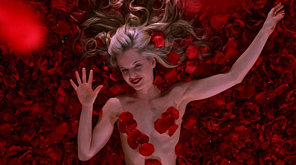 Scena tratta da American Beauty