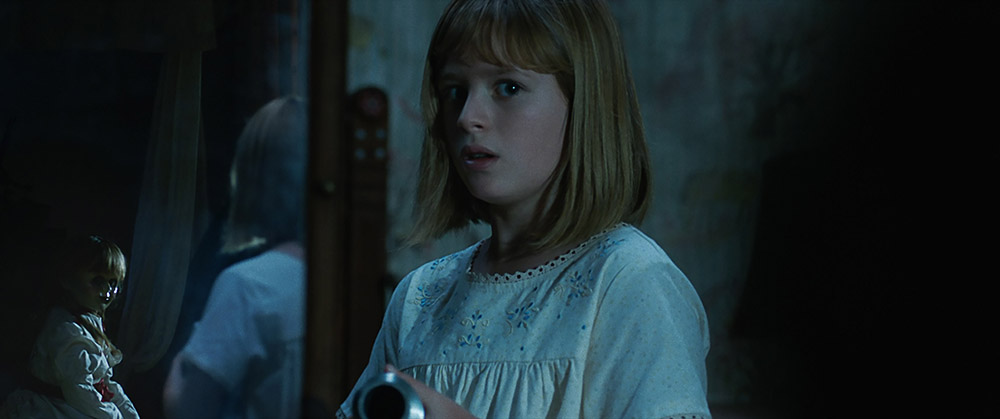 Scena tratta da Annabelle: Creation
