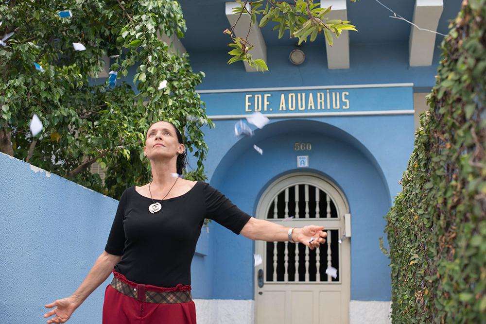 Scena tratta da Aquarius