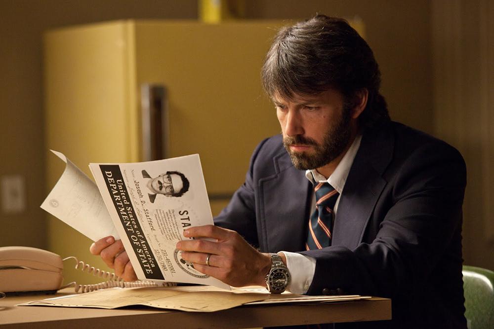 Scena tratta da Argo