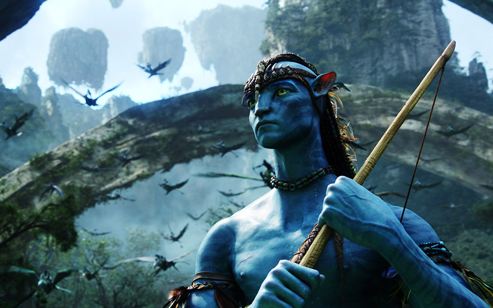 Scena tratta da Avatar