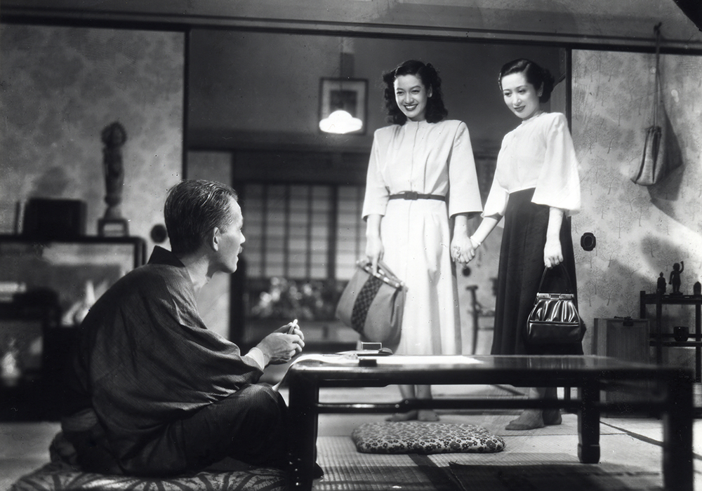 Scena tratta da Banshun