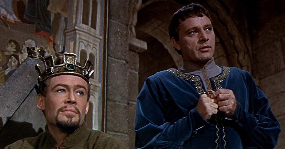 Scena tratta da Becket e il Suo Re