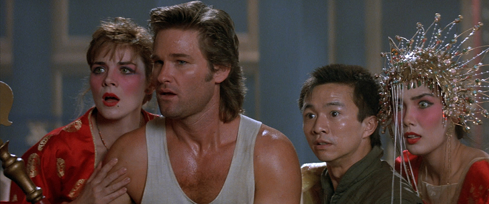 Scena tratta da Big Trouble in Little China