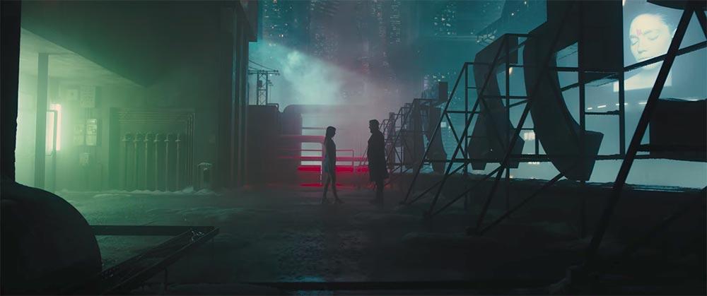 Scena tratta da Blade Runner 2049