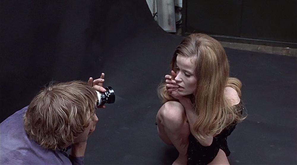 Scena tratta da Blow-Up