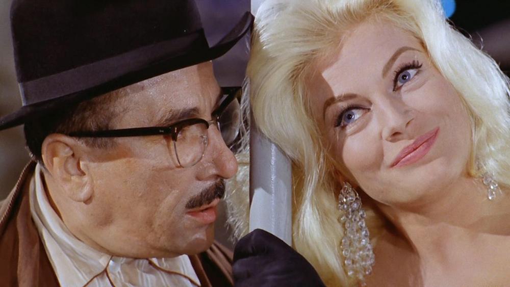 Scena tratta da Boccaccio '70
