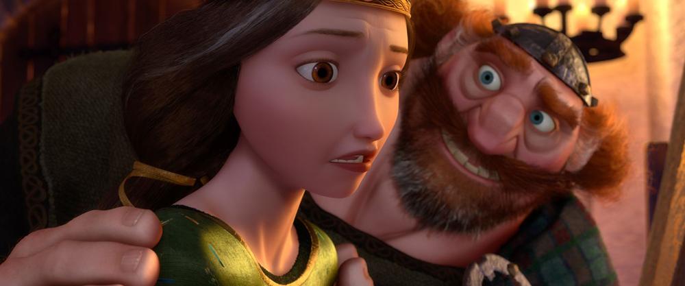 Scena tratta da Brave