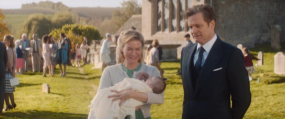 Scena tratta da Bridget Jones's Baby