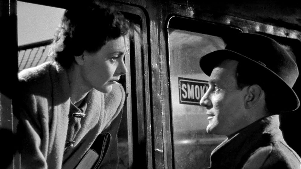 Scena tratta da Brief Encounter