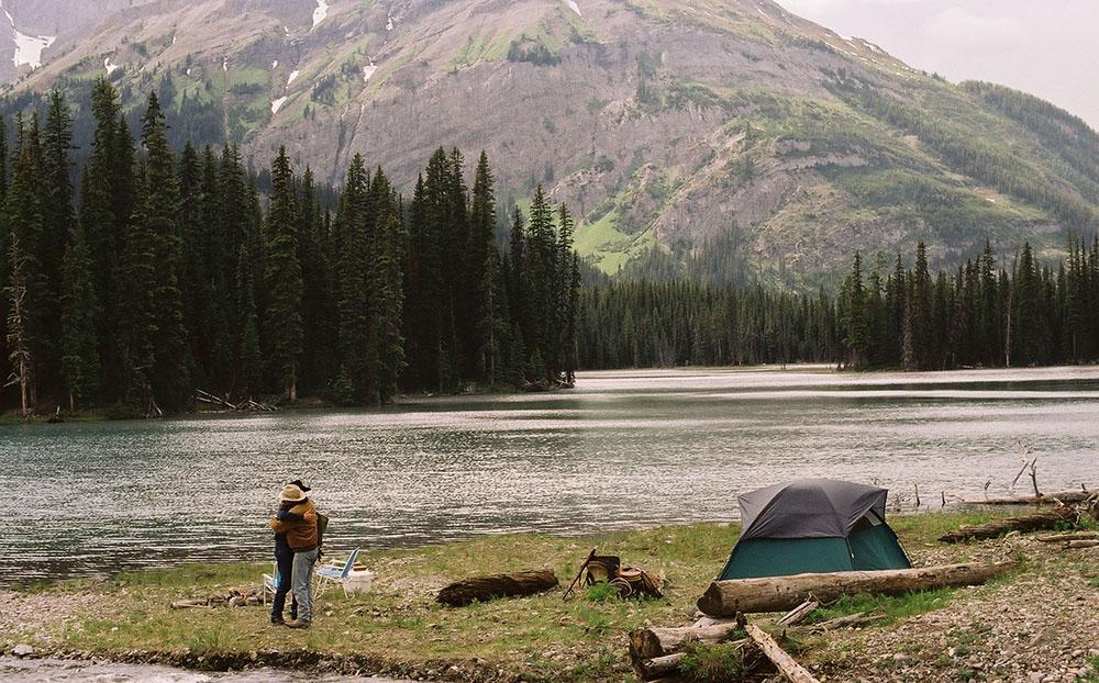 Scena tratta da I Segreti di Brokeback Mountain