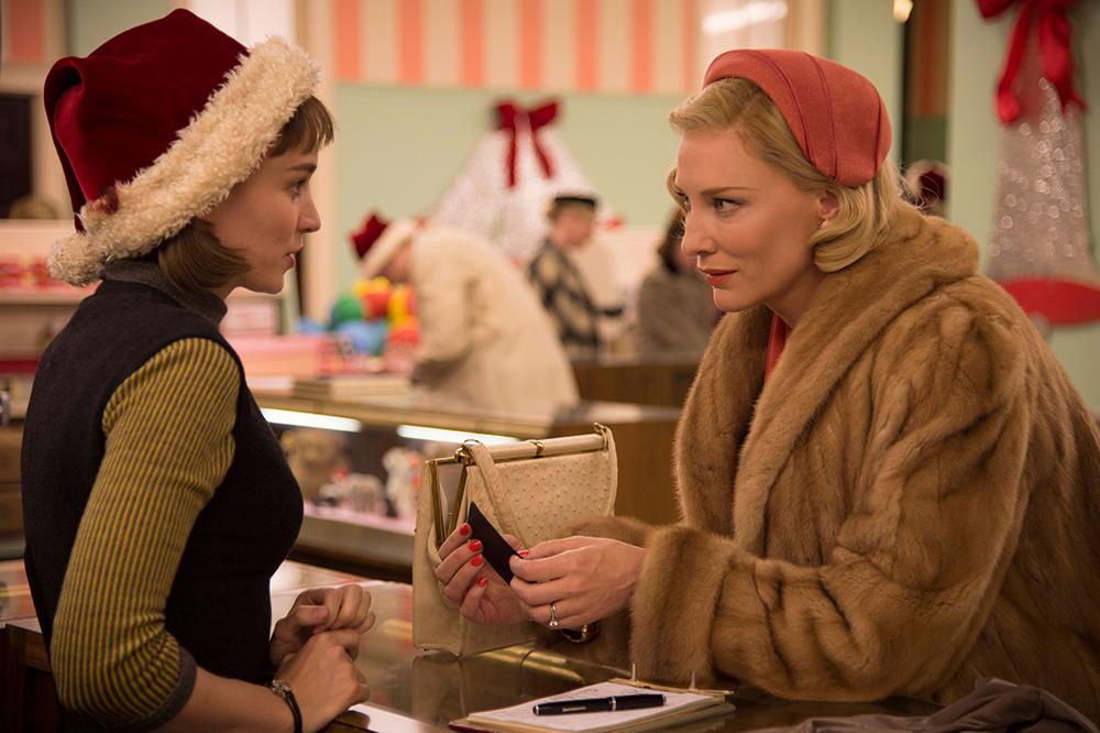 Scena tratta da Carol