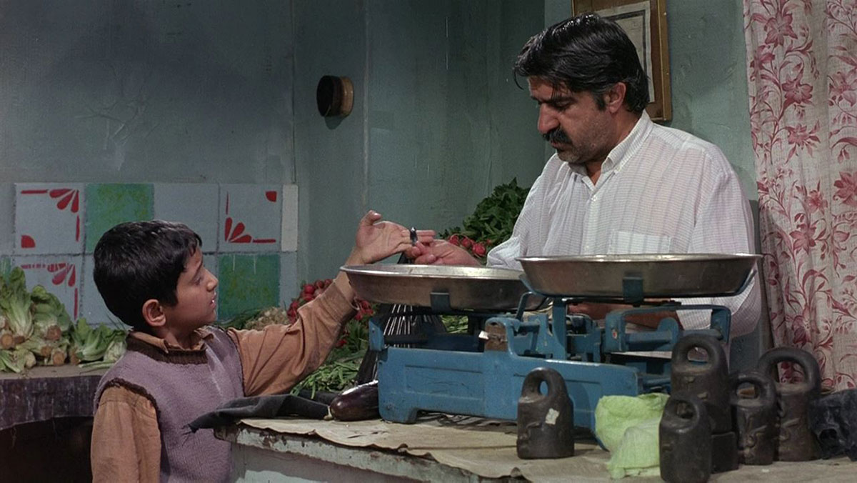 Scena tratta da Children of Heaven
