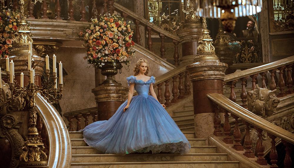 Scena tratta da Cinderella