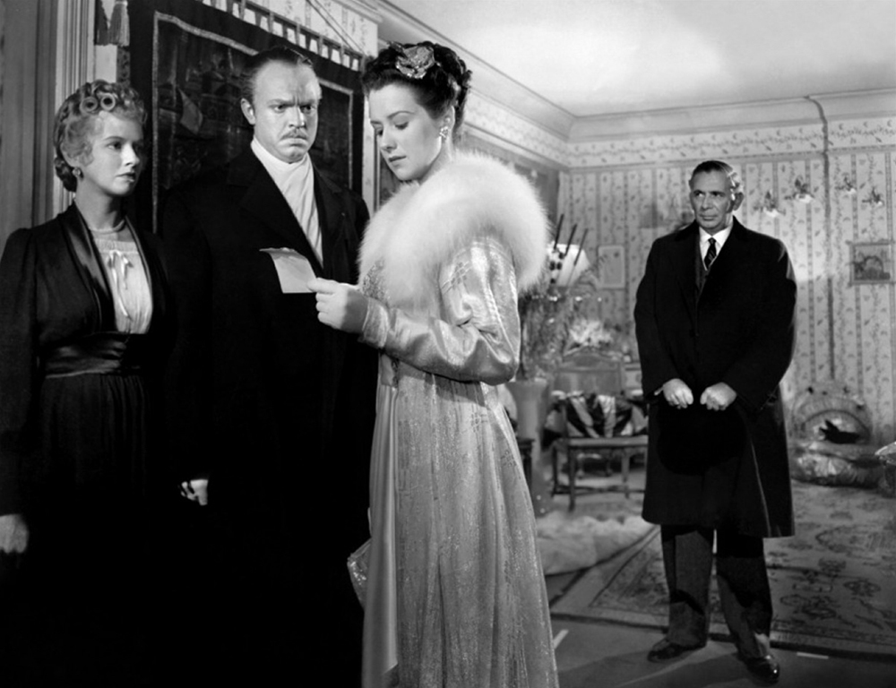Scena tratta da Citizen Kane