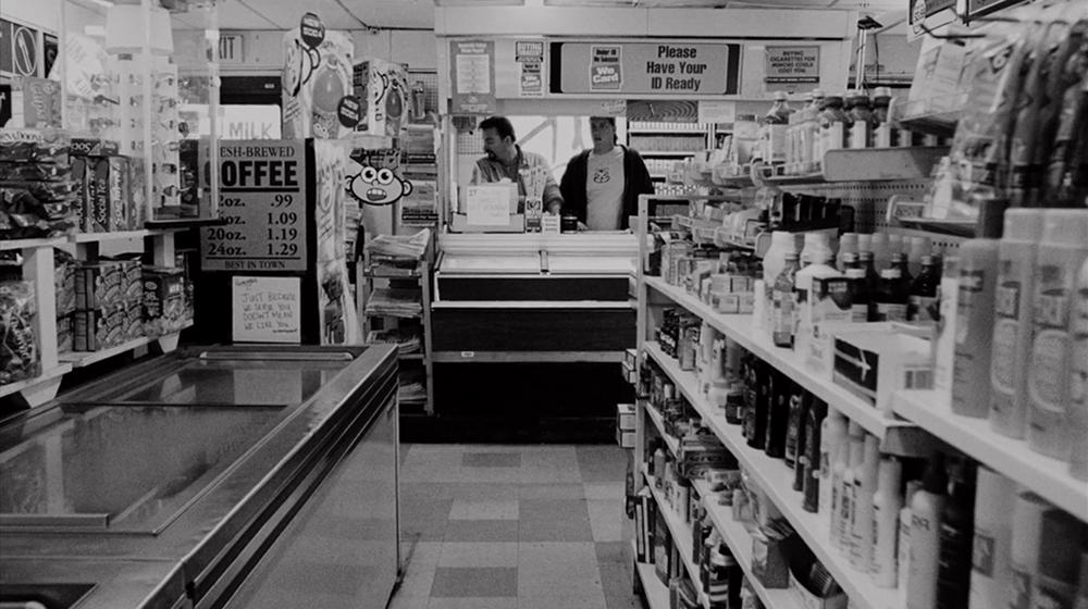 Scena tratta da Clerks - Commessi