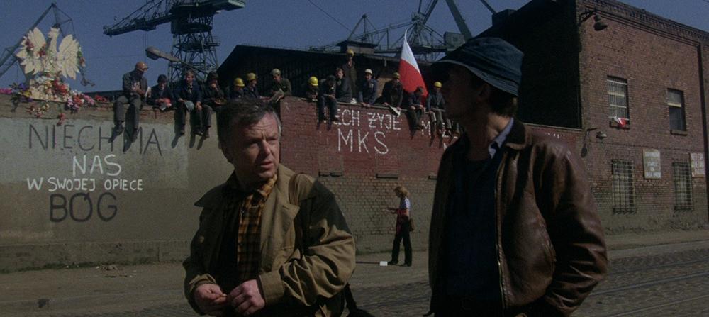 Scena tratta da Czlowiek z Zelaza