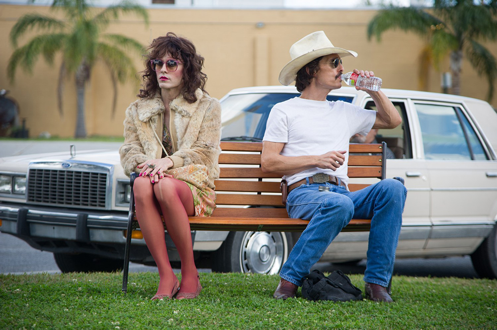 Scena tratta da Dallas Buyers Club