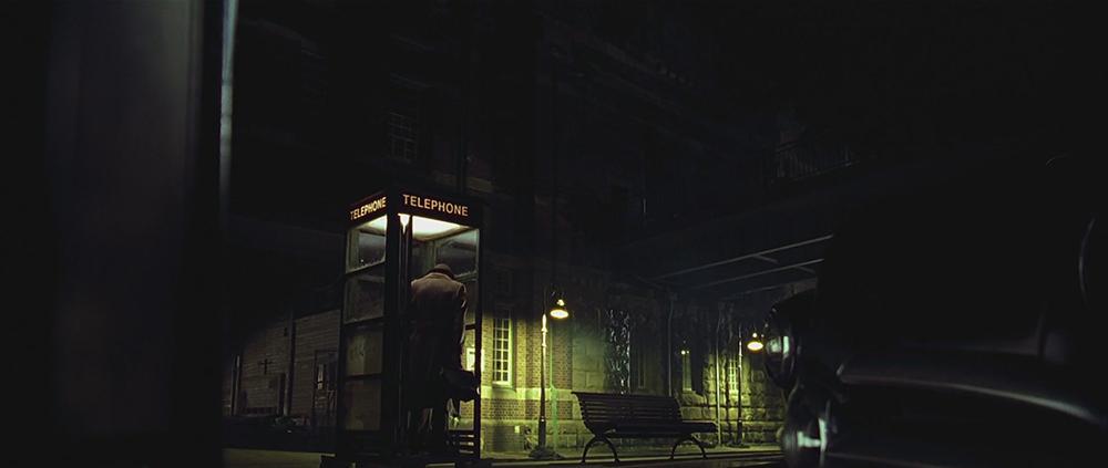 Scena tratta da Dark City