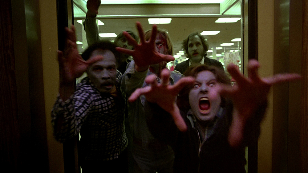 Scena tratta da Dawn of the Dead