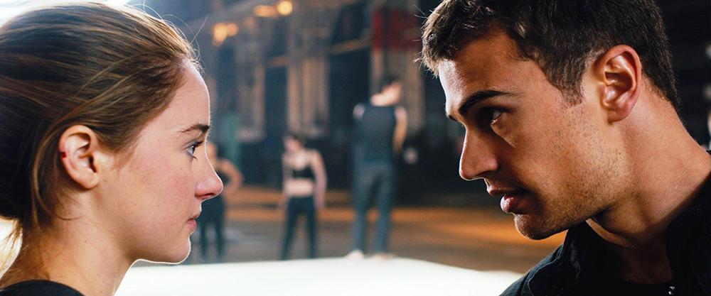 Scena tratta da Divergent