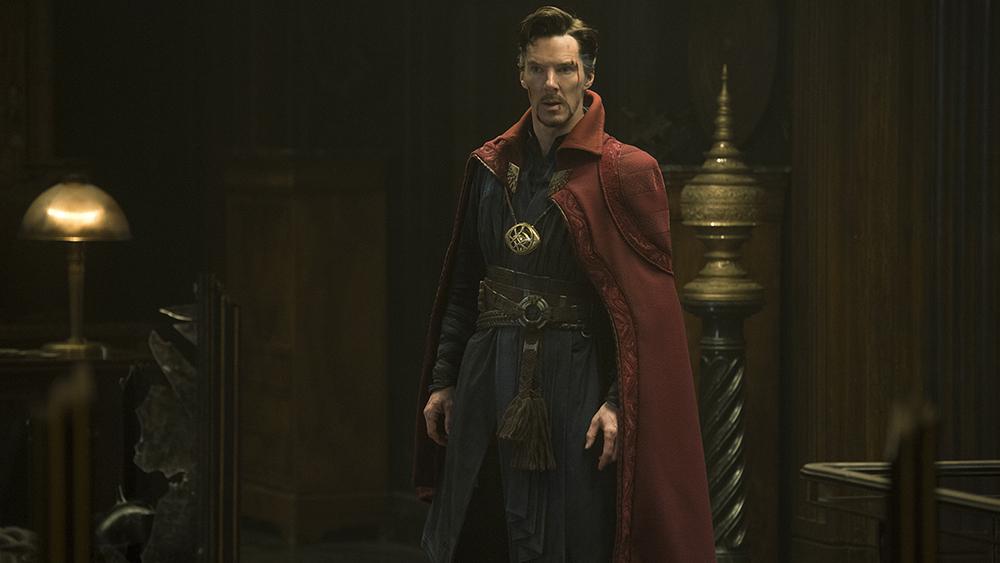 Scena tratta da Doctor Strange
