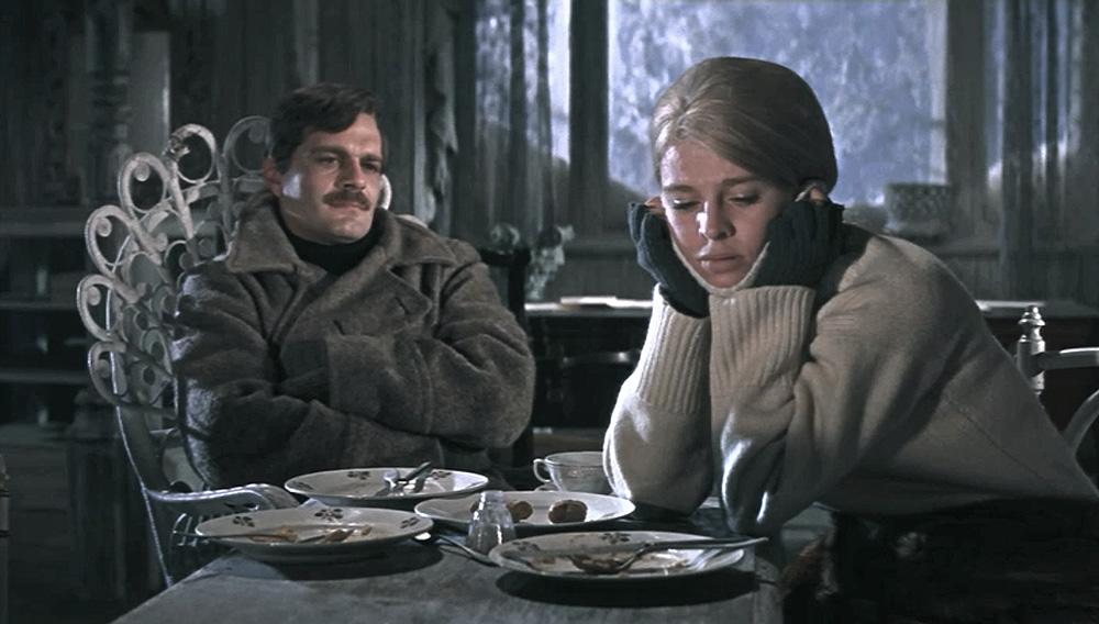 Scena tratta da Doctor Zhivago