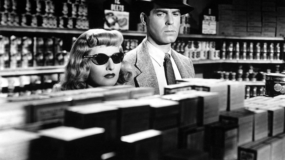 Scena tratta da Double Indemnity