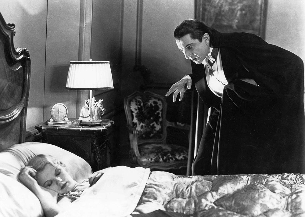 Scena tratta da Dracula