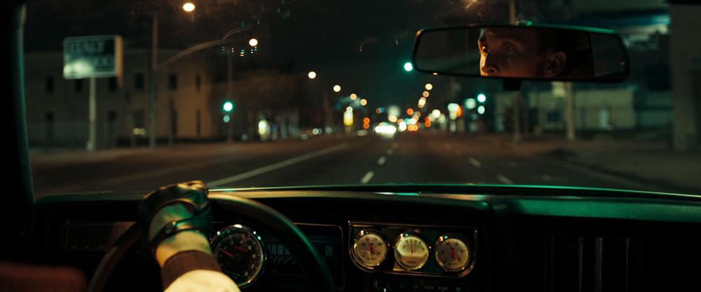 Scena tratta da Drive