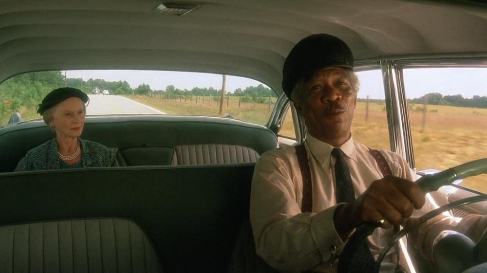 Scena tratta da Driving Miss Daisy