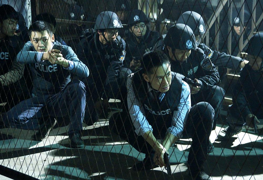 Scena tratta da Du Zhan