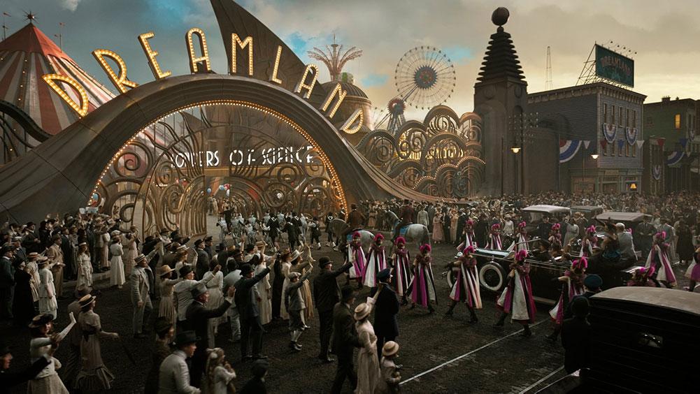 Scena tratta da Dumbo (2019)