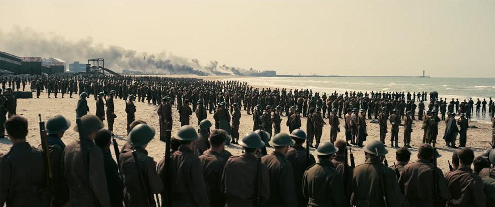 Scena tratta da Dunkirk