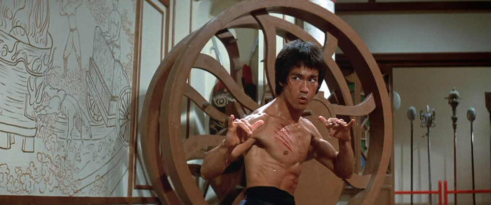 Scena tratta da Enter the Dragon