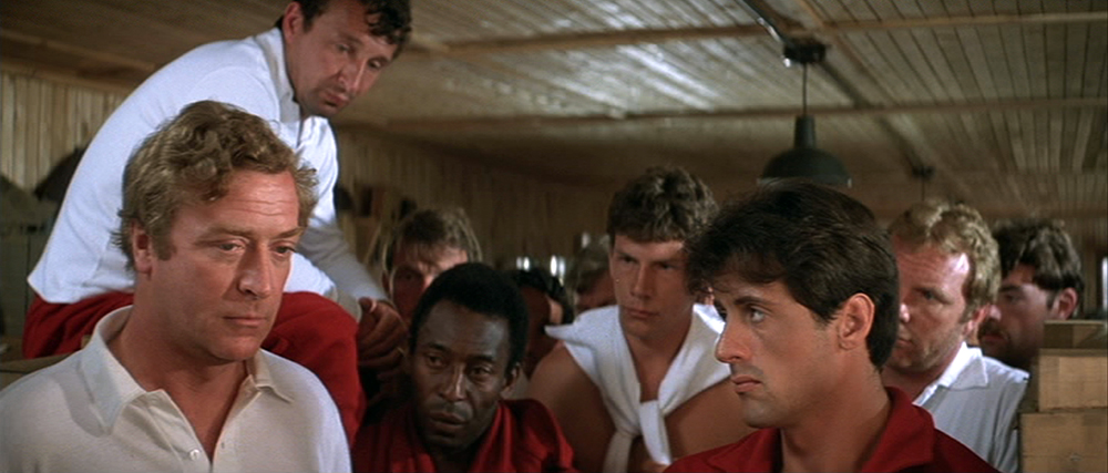 Scena tratta da Escape to Victory