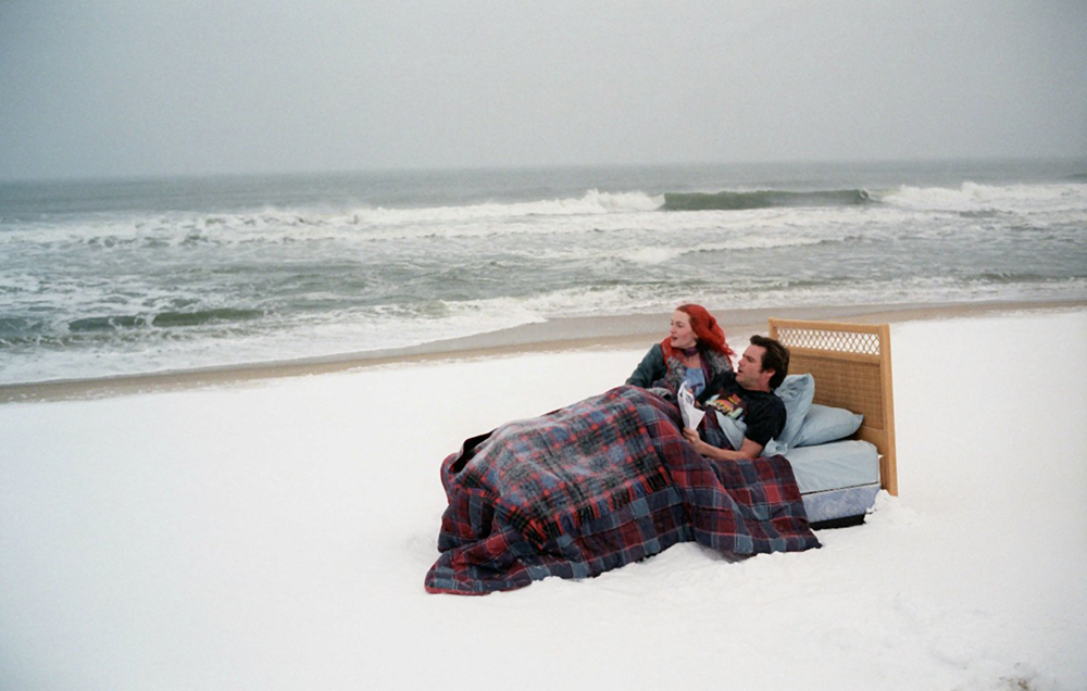 Scena tratta da Eternal Sunshine of the Spotless Mind