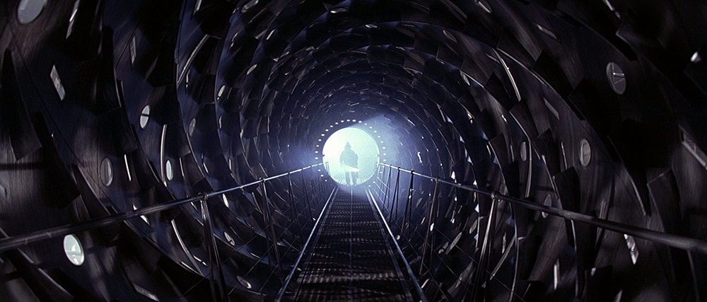 Scena tratta da Event Horizon