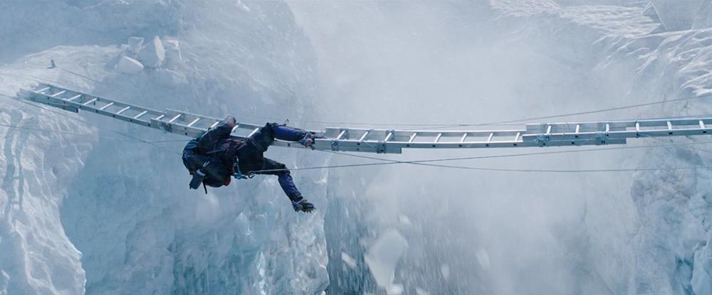 Scena tratta da Everest