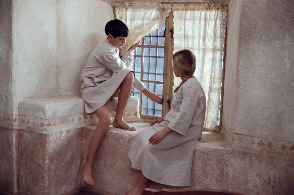 Scena tratta da Fanny e Alexander
