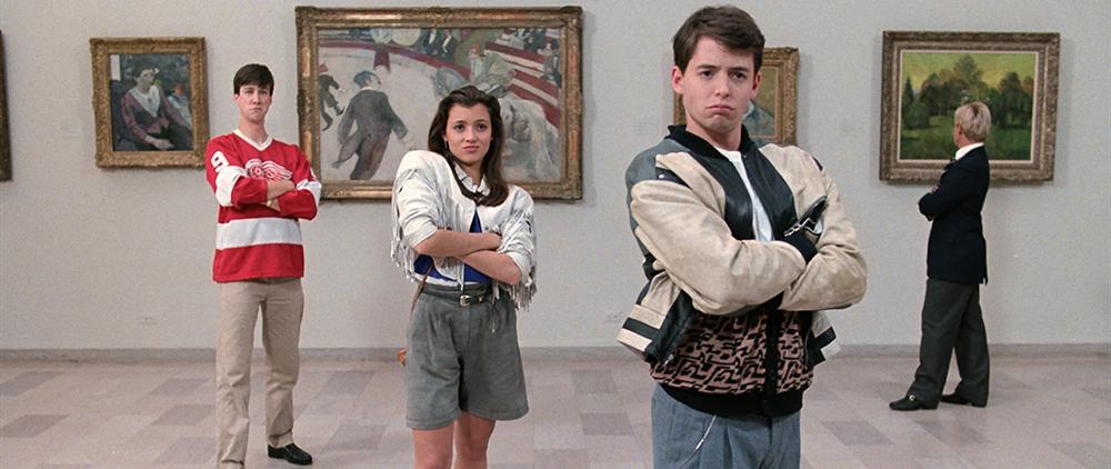 Scena tratta da Ferris Bueller's Day Off